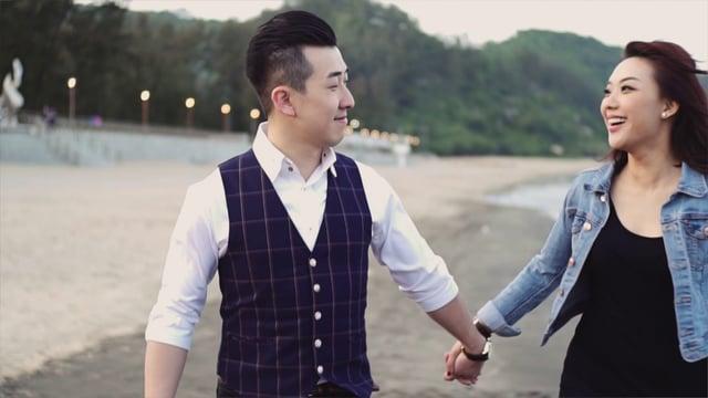 Love Connected - 婚禮精華 – 香港 - Pat & Cyrus - AP Studio