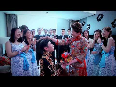 Wedding Day - Forever and Ever - 婚禮精華 – 香港 - Cooby Chow & Vince Chow - Promotion Workshop