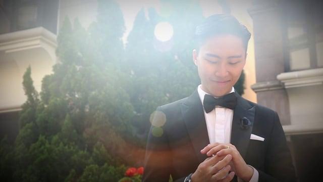 情深愛上 - 婚禮精華 – 香港 - Shanti  & Nick - Kelvinshot