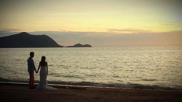 "Pattaya Wedding ""Love Is In The Air"" - 婚禮精華 – 海外 - Christy & Matthew - Kelvinshot"
