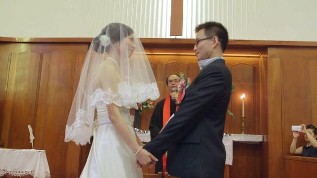 Ruby & Ken SDE - 婚禮精華 – 香港 - Ruby & Ken - Rick Wong