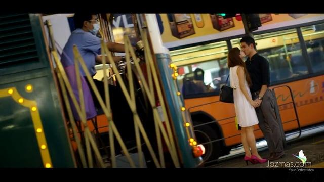 愛你比愛自己更多 - 婚禮短片 - jacky & micha - jozmas