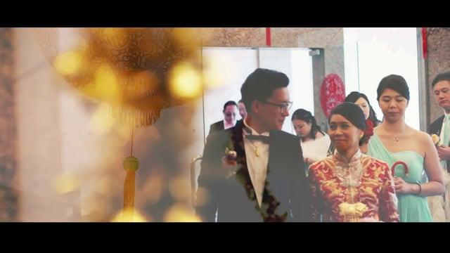 Real Big day  - 婚禮精華 – 香港 - Liza & Joe - Jozmas