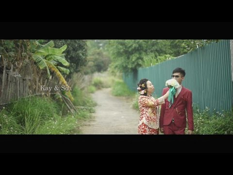 英雄本色 * Kay & So - 婚禮精華 – 香港 - Kay & So - Stein Image + Sweetie Production