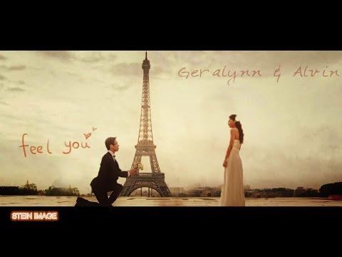 Geralynn & Alvin ~ Champs Elysees - 婚禮精華 – 香港 - Geralynn  & Alvin - Stein Image