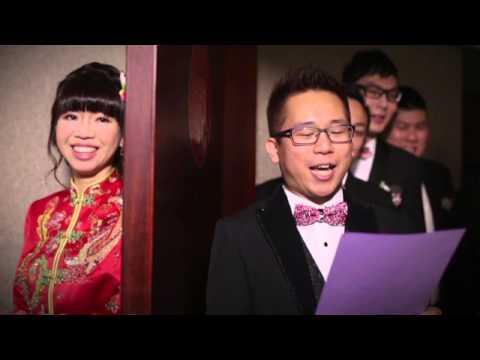 Rosita & Sam Wedding - 25 Jan 2015 - 婚禮精華 – 香港 - Rosita & Sam - Kelvinshot
