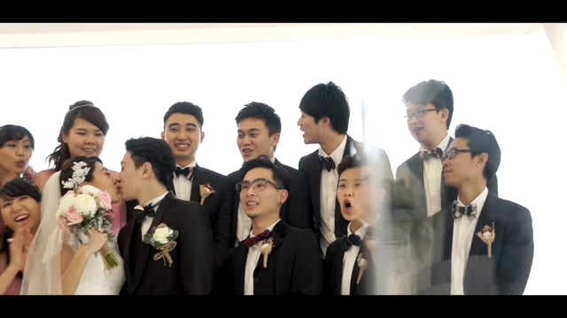 Ban+Kason Wedding Highlight - Sugar - 婚禮精華 – 香港 - Ban & Ksaon - inhim