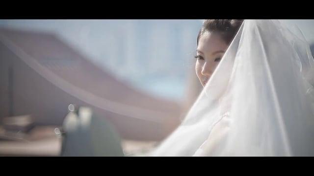 Angela & Davie  - 婚禮精華 – 香港 - Angela  & Davie  - Levilla studio