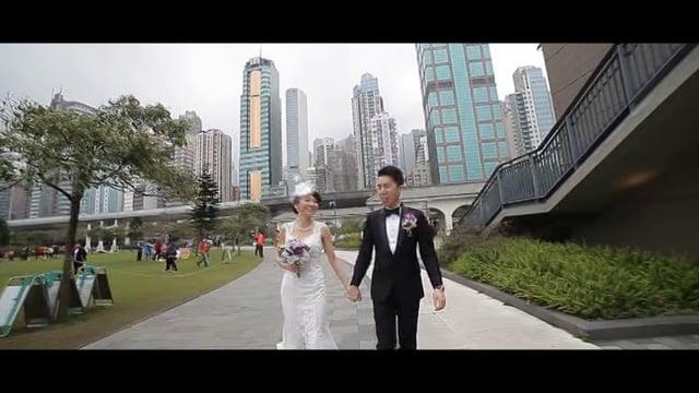 Olivia & Wilson - 婚禮精華 – 香港 - Olivia & Wilson - Levilla studio