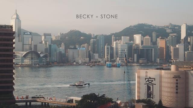 B.S - 婚禮精華 – 香港 - Becky & Stone - 123CHEESE