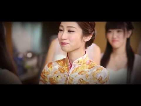 「聽著愛 」Wedding Touching MV - 婚禮精華 – 香港 - Tata & Ivan  - Kelvinshot