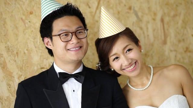 Clara & Jian - Wedding BTS - 婚禮短片 - Clara & Jian - KinoEye Filmaker