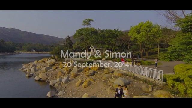 Mandy & Simon - Wedding Trailer - 婚禮短片 - Mandy & Simon - KinoEye Filmaker