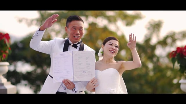 Grace & Adrian - Same Day Edit - 婚禮精華 – 香港 - Grace & Adrian - KinoEye Filmaker