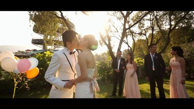 Nikko & Simon - Same Day Edit - 婚禮精華 – 香港 - Nikko & Simon - KinoEye Filmaker