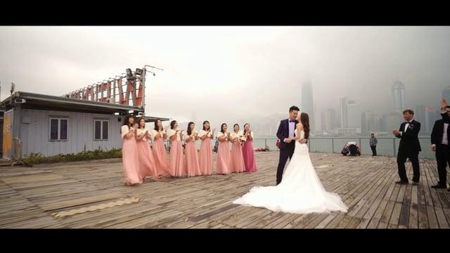 Ari & Kay - Same Day Edit - 婚禮精華 – 香港 - Ari & Kay - KinoEye Filmaker