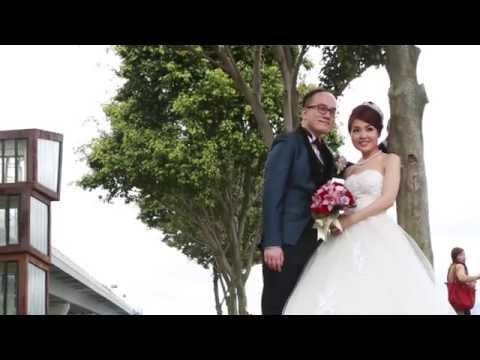 愛著妳 - 婚禮精華 – 香港 - Shan & Chung - Dream Wedding Day