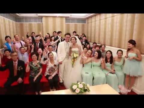 一世愛你 - 婚禮精華 – 香港 - Cita & Richie - Dream Wedding Day