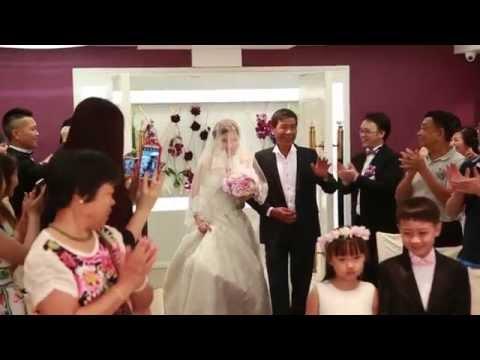 回到校園時 - 婚禮精華 – 香港 - Kelly & Ivan - Dream Wedding Day