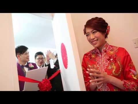 愛你是我一切 - 婚禮精華 – 香港 - Jabbie & ShuHoi  - Dream Wedding Day