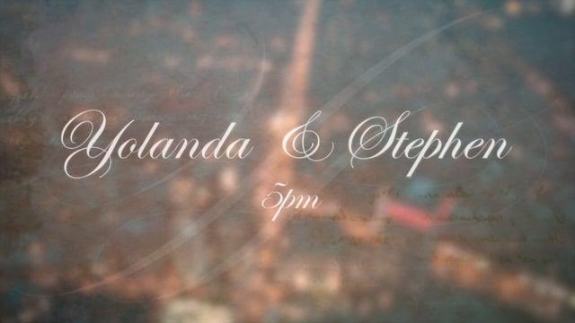 5pm - 婚禮微電影 - Yolanda & Stephen - Terence Pang