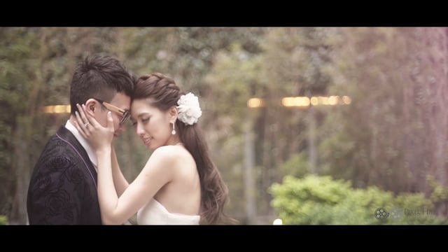 Anywhere With You - 婚禮精華 – 香港 - Michelle & Clayton - Pixel Hall Productions