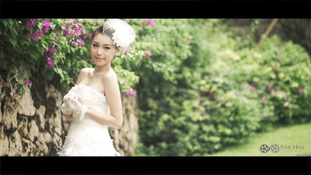 Bali Wedding - Beyond Beauty - 婚禮精華 – 海外 - Asa & Billy - Pixel Hall Productions