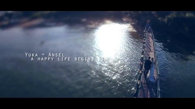 Yuka & Ansel Highlight - 婚禮精華 – 香港 - Yuka & Ansel - 168 videoworkshop