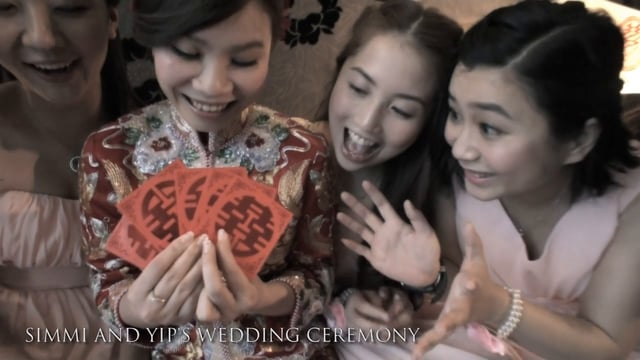 Simmi+Yip - 婚禮精華 – 香港 - Simmi & Yip - SNAP AND BLUE PRODUCTION