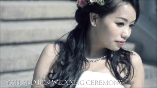 Yan+Ben - 婚禮精華 – 香港 - Yan & Ben - SNAP AND BLUE PRODUCTION