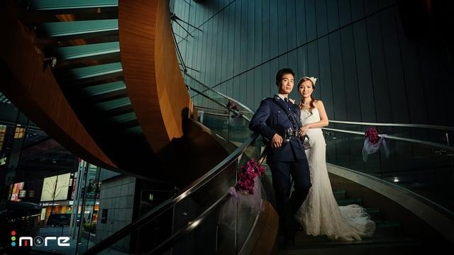 Emily + KaHo\'s Wedding Highlight - 婚禮精華 – 香港 - Emily & Kaho - iMore image