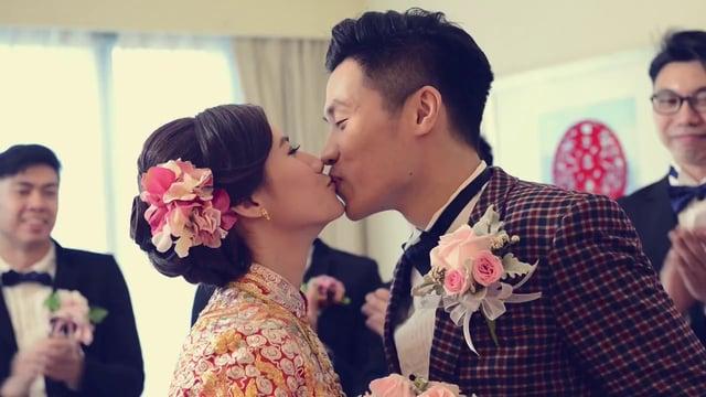 Our Wedding Day - 婚禮精華 – 香港 - Floreta & Hoson - Artfeeling Production