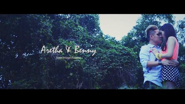 K-Pop Montage  - 婚禮短片 - Aretha & Benny - Stein Image