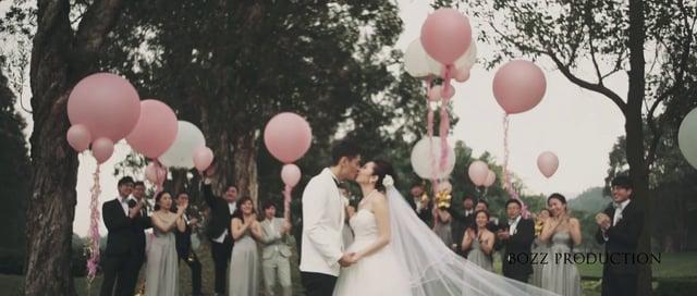My Dear - Jenny & Jimmy's wedding - 婚禮精華 – 香港 - Jenny & Jimmy - BOZZ Wedding