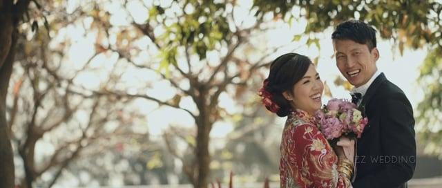 In My Arm - June & Raymond - 婚禮精華 – 香港 - June & Raymond - BOZZ Wedding
