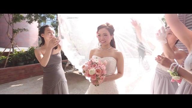 God gave love to you - 婚禮精華 – 香港 - Katherine & Edgar - AP Studio