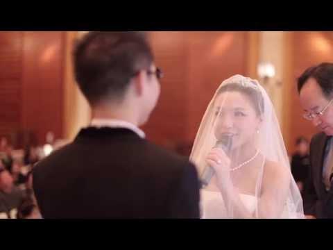 妳是我的眼 - 婚禮精華 – 香港 - Gigi & William - AP Studio