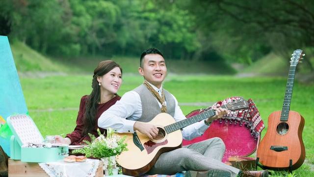 ChingKi+PakShun Wedding Trailer - 我怎麼能沒有你 - 婚禮短片 - ChingKi & PakShun - inhim