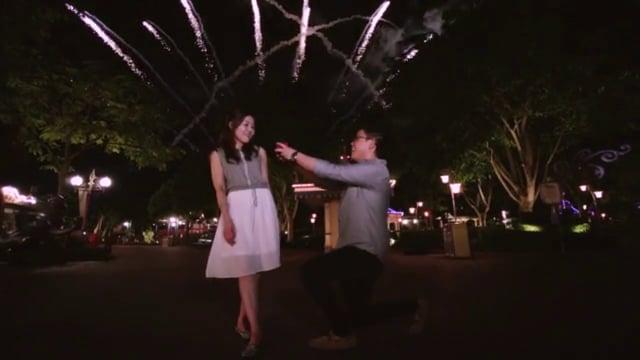 不一樣的相識 - 婚禮微電影 - Cherrie & Gabriel - VP Angle