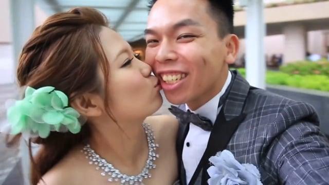 Mavis & Roscoe Wedding Video - 婚禮精華 – 香港 - Mavis & Roscoe - VP Angle