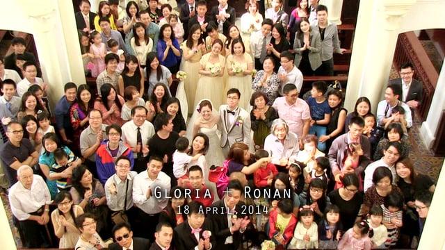 Gloria & Ronan's wedding - 婚禮精華 – 香港 - Gloria & Ronan - Casperism wedding production