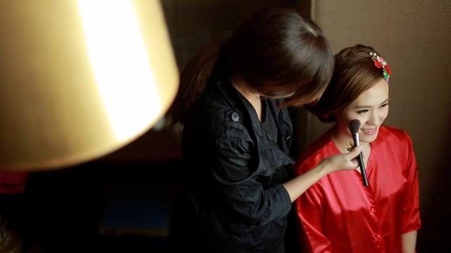 Yunice+Xiang SDE - 婚禮精華 – 香港 - Yunice & Xiang - Hazel Visuals