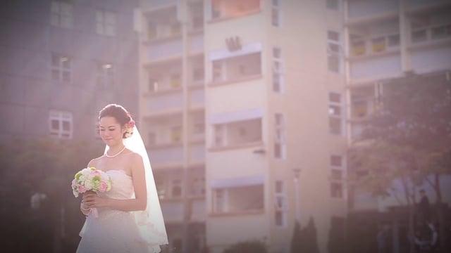 天使 - 婚禮精華 – 香港 - Miriam & Jeff  - Kelvinshot