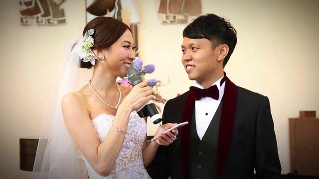 寵愛 - 婚禮精華 – 香港 - Fun & Sinman - Kelvinshot