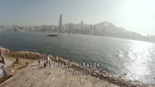 Hilda & Kalok's wedding - 婚禮精華 – 香港 - Hilda & Kalok - Casperism wedding production