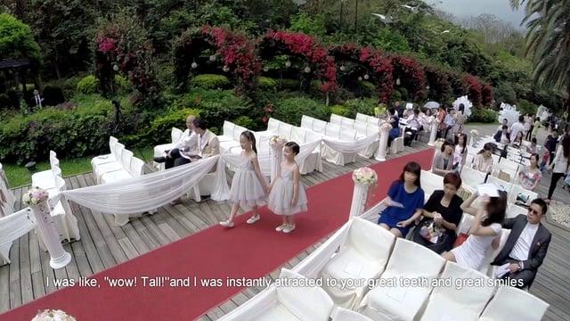 九年譜寫出一份好美麗的功課 - 婚禮短片 - Iris  & Tyler - Lamourproduction.com