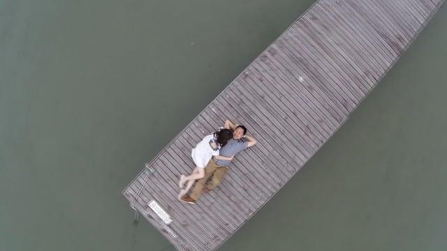兩條交叉的平行綫 - 婚禮短片 - Tina & Fai  - Lamourproduction.com