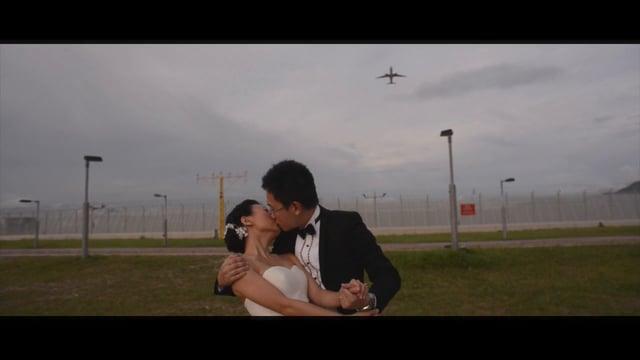 Cheryl and Jeff 異地戀 - 婚禮短片 - Cheryl & Jeff - OR iMAGE