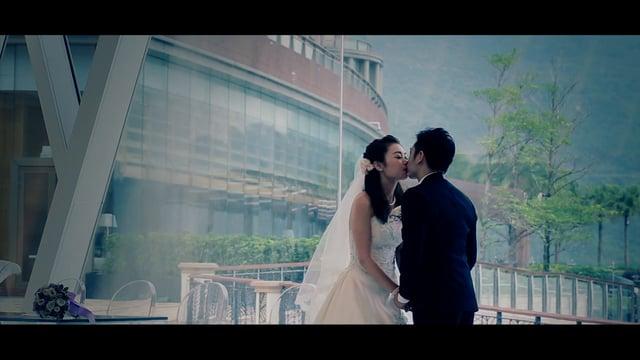 Fiona & Joseph-Same Day Edit - 婚禮精華 – 香港 - Fiona & Joseph - De Thee Photography