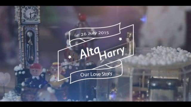 Alta & Harry's concept video - 成長片段 - Alta & Harry - 365workshop